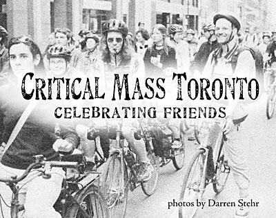 Toronto Critical Mass