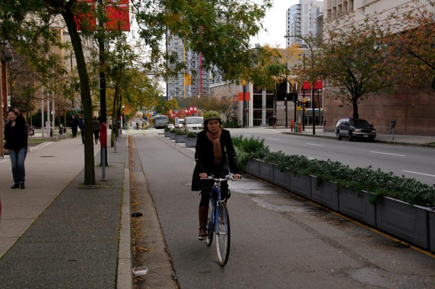 Dunsmuir cycle track - Paul Krueger